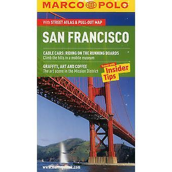 San Francisco Marco Polo Guide by Marco Polo - 9783829706872 Book