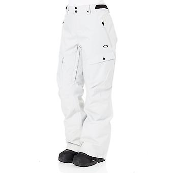 Oakley Light Grey Insulated 15K 2 Layer Womens Snowboarding Pants
