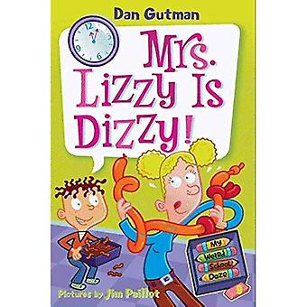 Sra. Lizzy é tonto! (Meu estranho School Daze série #9)