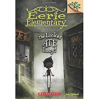 The Locker Ate Lucy! (Eerie Elementary)
