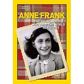 Anne Frank (World History Biographies)