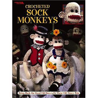 Crocheted Sock Monkeys
