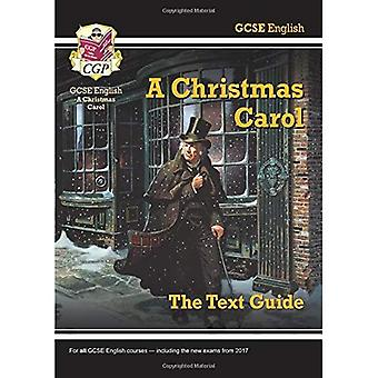 Guía de texto en inglés GCSE - A Christmas Carol