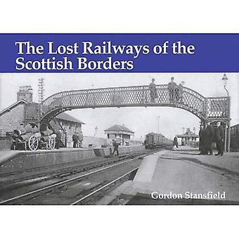 Förlorade järnvägarna av Scottish Borders