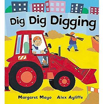 Dig, Dig, Digging (Orchard Red Apple)