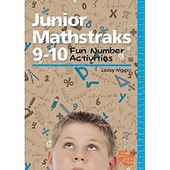 Junior Mathstraks: Fun Number�Activities: No.9-10�(Mathstraks)