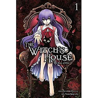 The Witch's House: The Diary of Ellen, Vol. 1 (Witch's House)