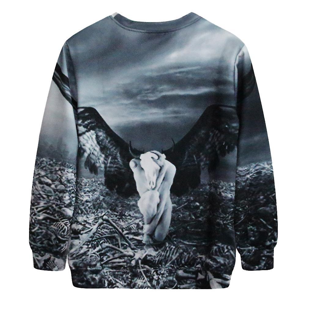Waooh - Sweatshirt imprimé chimère Leig