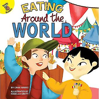 Eten van over de hele wereld (excursie Fun)