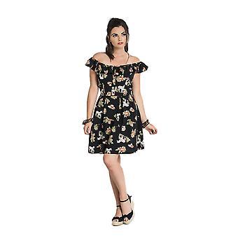 Hell Bunny Messina Mini Dress L