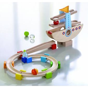 HABA - Ball Track Rocking Dinghy 6643