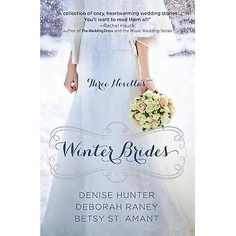 ハンター ・ デニスによる結婚式ノヴェッラ コレクションの冬花嫁 A 年