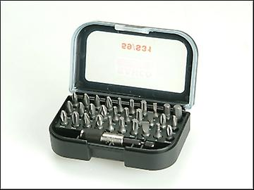 Bahco 59/S31 Bit Set 31 Piece PH / PZ /TX- Display of 12
