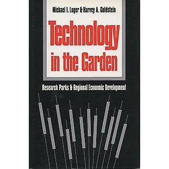 Technik im Garten von Luger & Michael ich.