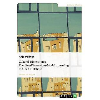 Cultural Dimensions The FiveDimensionsModel according to Geert Hofstede by Dellner & Anja
