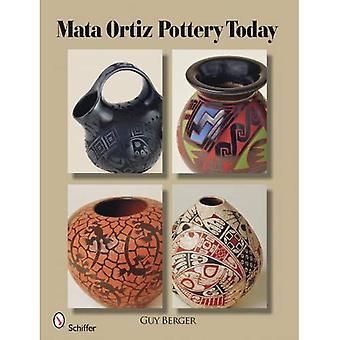 Poterie de Mata Ortiz aujourd'hui