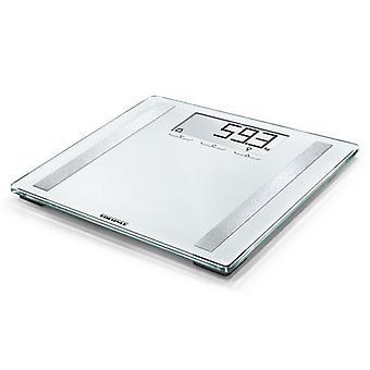200 digitale bad skalerer Soehnle 63858 form følelse kontroll hvit