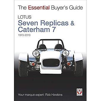 Lotus Seven repliker & Caterham 7