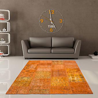 Tappeti - accozzaglia Patchwork - 560 Orange