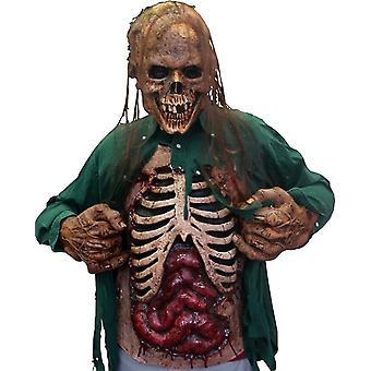 Gore borst Latex voor Halloween