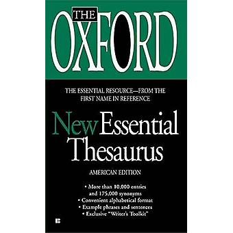 The Oxford New Essential Thesaurus by Berkley Books - 9780425222423 B