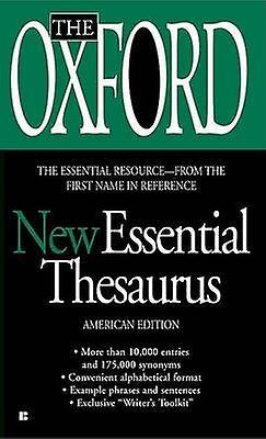 The Oxford New Essential Thesaurus by Berkley Books - 9780425222423 B