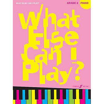 Piano Grade 2 - 9780571530441 Book