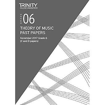 Theory Past Papers Grade 6 Nov 2017 by Theory Past Papers Grade 6 Nov