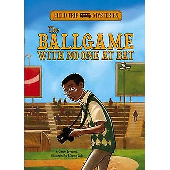 The Ballgame with No One at Bat by Steve Brezenoff - Marcos Calo - 97