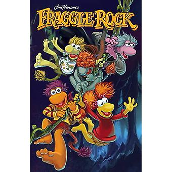 Fraggle Rock - Journey to the Everspring - 9781608866946 Book
