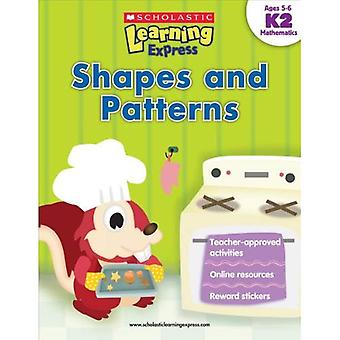 Shapes and Patterns K2 (Scholastic Learning Express)