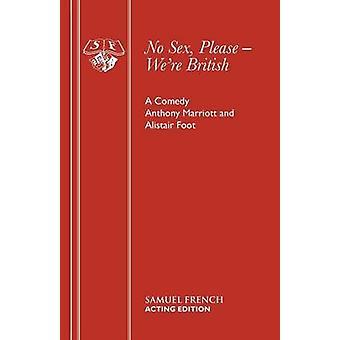 No Sex Please  Were British by Marriott & Anthony
