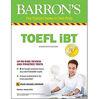 TOEFL iBT with Online Tests & Downloadable Audio