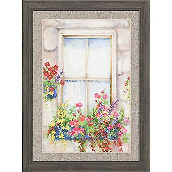 French window box casual style by paragon