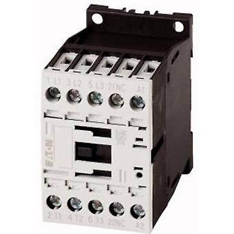 Eaton DILM7-01(24VDC) Contactor 1 pc(s) 3 makers 3 kW 24 Vdc 7 A + auxiliary contact