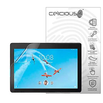 Celicious Matte Anti-Glare Screen Protector Film Compatible with Lenovo Tab E10 [Pack of 2]