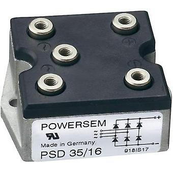 Diode bridge POWERSEM PSB 35T-18 1800 V 35 A