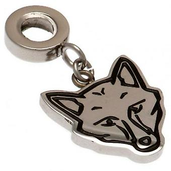 Leicester City Bracelet Charm Fox