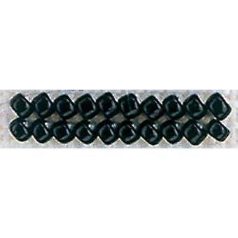 Mill Hill Glass Seed Beads 4.54g-Black GSB-02014