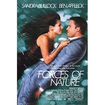 Forces de la Nature affiche de film (11 x 17)