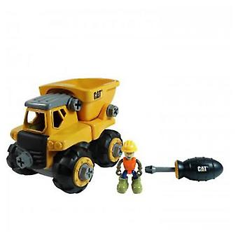 CAT Junior Dump Truck Operator - Machine Maker