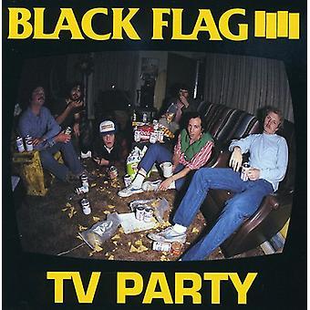 Black Flag - TV parti USA import