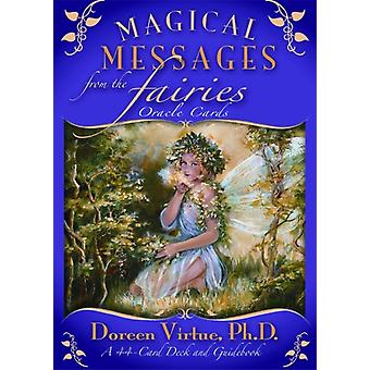Magical Messages From The Fairies Oracle Cards (Card Deck & Guidebook) (Cards) by Virtue Doreen