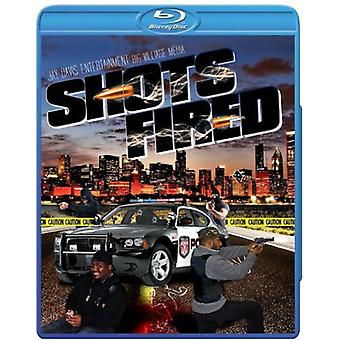 Shots Fired [BLU-RAY] USA importerer