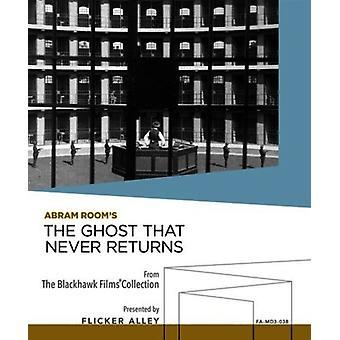 Ghost, aldrig vender tilbage [Blu-ray] USA importerer