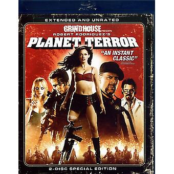 Planet Terror [Blu-ray] USA import