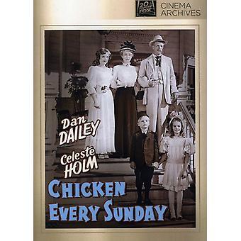 Chicken Every Sunday [DVD] USA import