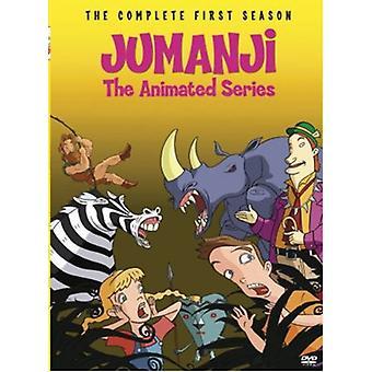 Jumanji: The Animated Series: Season 1 [DVD] USA import