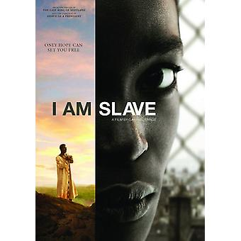 Jag Am slav [DVD] USA importerar