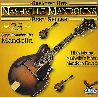 Nashville Mandolins - Greatest Hits 25 Songs [CD] USA import